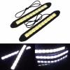 LED dienas gaitas lukturi, 10 diodes, 26x3cm