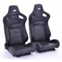 """Krēsls """"Bremen"""", melns, regulējams + sliedes, labais + kreisais"""