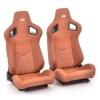 """Krēsls """"Stuttgart"""",  brūns, regulējams + sliedes, labais + kreisais"""