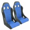 "Krēsls ""Edition 4"", zils/melns + sliedes, labais + kreisais"