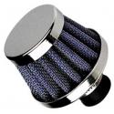 Kartera ventilācijas filtrs, 25mm, zils