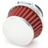 Kartera ventilācijas filtrs, 25mm, sarkans
