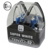 H7 Xenon optik super white spuldzes