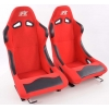 """Krēsls """"Basic"""", sarkans + sliedes, labais + kreisais"""
