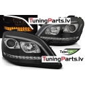 MERCEDES W164 ML M-CLASS 05-07 melni LED SEQ