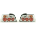 BMW E36 coupe/cabrio tail lights, chrome