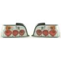 BMW E36 coupe/cabrio tail lights, chrome
