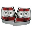 Audi A4 B5 (94-01) aizmugurējie lukturi, hromēti