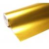 Pašlīmējošā plēve metāliska Pērļu zelta/glancēta 0.5x1m