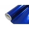 Pašlīmējošā plēve metāliska zila/glancēta 1,52x20m