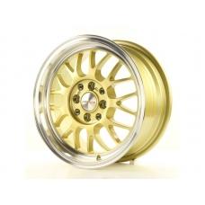 Alumīnija diski Japan Racing JR4 15x6,5 ET35 4x100/114 Gold
