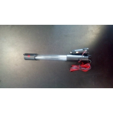 Neona apgaismojums sarkans 28cm 12V