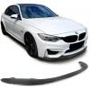 BMW M3 F80 / M4 F82 (14-...) priekšējā bampera uzlika, karbona