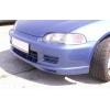 Honda Civic (92-95) priekšējā bampera uzlika