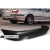 BMW E39 sedana aizmugurējais bamperis M5 bez PDC