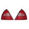Mitsubishi Lancer (97-03) aizmugurējie LED lukturi, sarkani