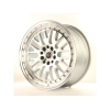 Alumīnija diski Japan Racing JR10 18x8,5 ET45 5x112/114 Machined Silver