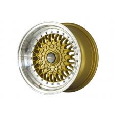 Alumīnija diski Japan Racing JR9 15x8 ET15 4x100/114 Gold