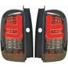 Dacia Duster (11-...) aizmugurējie LED lukturi, melni