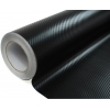 Karbona 3D pašlīmējošā plēve melna, 1.52x30m, rullis