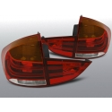 BMW X1 E84 (09-12) rear LED lights, red & clear