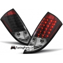 Ford Focus (98-04) 3/5D aizmugurējie LED lukturi, melni