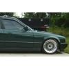 BMW E34 (88-96) sedana logu deflektori, 2 gab