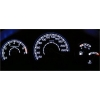 Ford Escort (95-00); Puma; Fiesta (96-02) plazmas spidometri 20-220km/h, melni