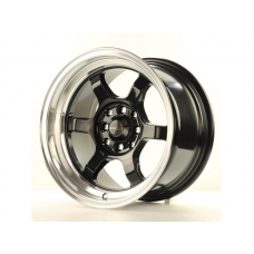 Alumīnija diski Japan Racing JR12 15x8,5 ET13 4x100/114 GlossBlack
