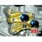 Eļļas radiatora adapteris Nissan 200sx CA18DET