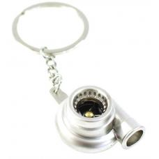 Atslēgu piekariņš, Turbokompresors / sudraba