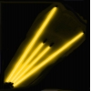 LED neona komplekts 12V dzeltens