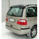 VW Sharan (00-10) / Seat Alhambra (00-10) / Ford Galaxy (00-06) aizmugurējā loga deflektors/spoileris