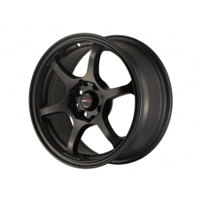 Alumīnija diski Japan Racing JR1 15x6,5 ET38 4x100/114 Matt Black