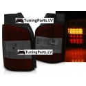 VW T5 (03-10) aizmugurējie LED lukturi tonēti, Transporter, 2 durvis