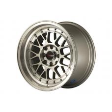 Alumīnija diski Drag DR44 15x8,25 ET25 4x100/114,3 Silver Machined