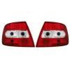 Audi A4 B5 (94-01) aizmugurējie LED lukturi, sarkani