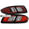 Mazda 6 (02-08) aizmugurējie LED lukturi, melni