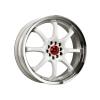Alumīnija diski Drag DR55 17x7 ET40 5x100/114,3 White