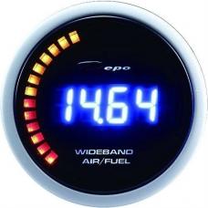 Gaisa/degvielas attiecības mērītājs Wideband