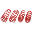 Audi 80 Coupe 89 2,0E / 2,3E / 2,3E 16V (89-96) springs, lowered 40-40mm TA Technix