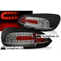 VW Scirocco (08-14) aizmugurējie LED lukturi, melni