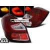 Skoda Fabia (07-14) aizmugurējie LED lukturi