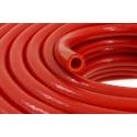 Vakuuma silikona truba 10mm, sarkana