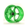 Alumīnija diski Japan Racing JR3 15x8 ET25 4x100/108 Green
