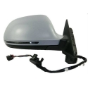 Audi A3 8P (08-10) Mirror right, with turn signal, for the 3-door version