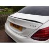 Mercedes-Benz W205 C-class (14-...) uzlika uz bagažnieka, AMG look