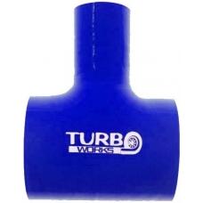 T-veida silikona truba 45/32mm
