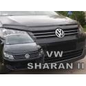 VW Sharan (10-...) motora pārsega deflektors - spoileris