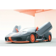 Ferrari F430 kupeja/spider Lambo Style durvis